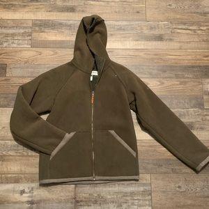 Green Columbia Jacket/Sweater